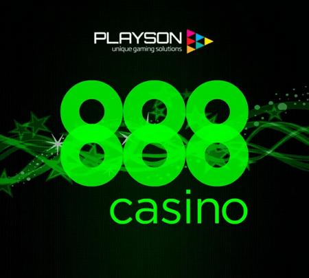Большое слияние: Playson и 888casino объединились!