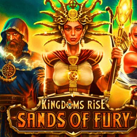Свежая новинка от PlayTech – Kingdoms Rise
