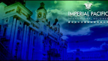 Финансовые трудности продолжаются для Imperial Pacific International Holdings Limited