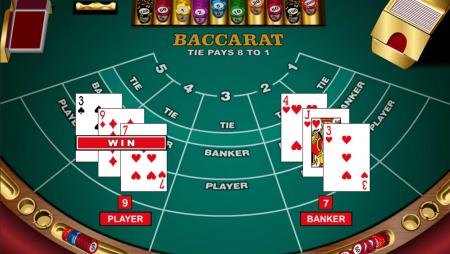 Баккара – обзор и гайд по азартной игре