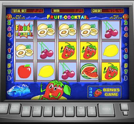 Какие игровые автоматы бывают в онлайн казино?