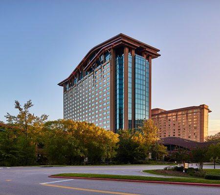 Казино Harrah's Cherokee Casinos рассчитывают завершить расширение на 250 миллионов долларов этой осенью