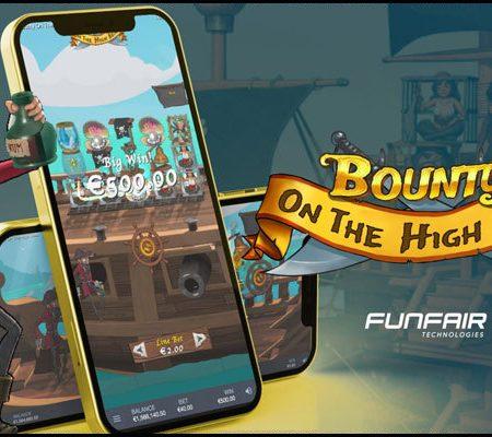 Отправьтесь в плавание с азартом онлайн-казино с новым видео-слотом Bounty On The High Seas.
