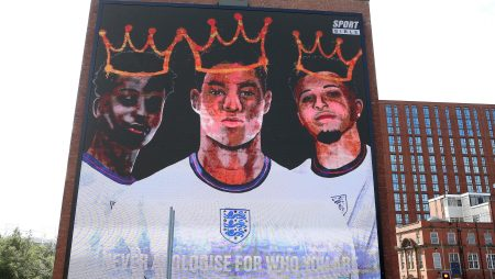 Euro 2020: four arrested after police contacted social media giants over messages targeting England players