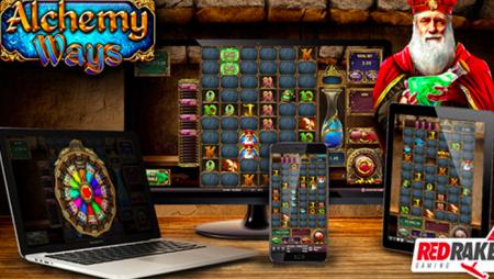 Red Rake Gaming и его новый онлайн-слот Alchemy Ways