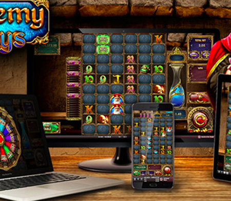 Red Rake Gaming and its new online slot Alchemy Ways